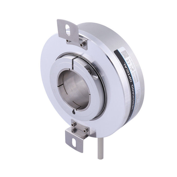 Hollow Shaft High Resolution Rotary Encoder Lightweight External Diameter 130mm