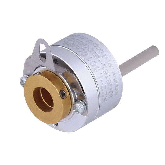 External Diameter 22mm Miniature Rotary Encoder K22 Differential Output Slew Speed 5000rpm